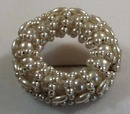 Japan Faux Pearl Brooch