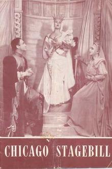 Chicago Stagebill Footlights, 1945