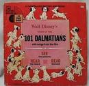 Disneyland 101 Dalmatians Record & Book #30