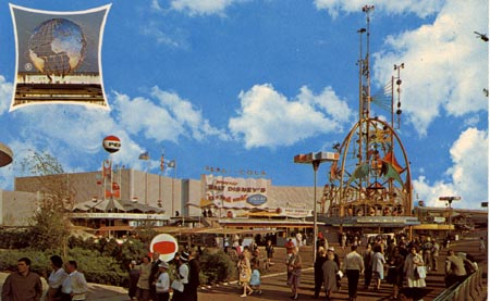 New York Worlds Fair 1964-5