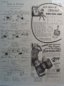 Roy Rogers Binoculars 1949 Advertisement