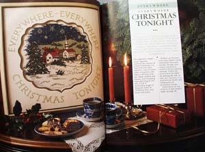 Christmas Cross-Stitch Better Homes & Gardens