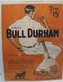 Bull Durham 1924 Ad