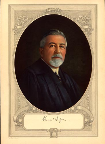 Edward T. Sanford, litho US General