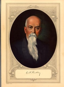 C H Hickley Litho served in White House