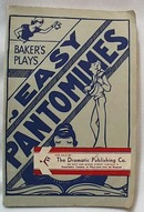 Easy Pantomimes By Baker