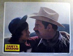 Columbia,Casey's Shadow Walter Mattheau litho