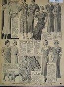 Sears Womens Uniforms And Smocks 1936 Ad
