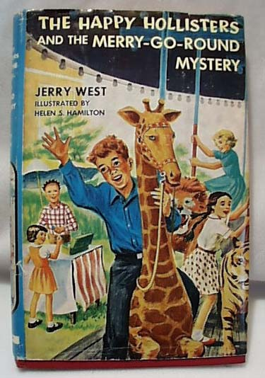 The Happy Hollisters Merry Go Round Mystery