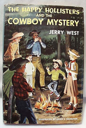 The Happy Hollisters And The Cowboy Mystery