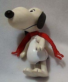 Water Snoopy 1968