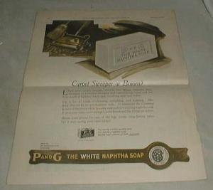 Naphtha soap by Proctor & Gamble