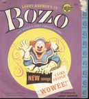 Larry Harmon's TV Bozo, 45 record, Cover