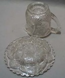 Mini Creamer &  Butter Bottom To  Childs Set