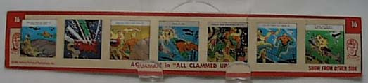 Kenner Give A Show Projector Slide Aquaman