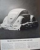 Volkswagen Mold 1969 Ad