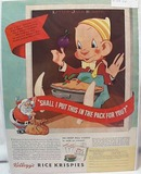 1938 Rice Krispies Ad