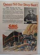 GMC Truck 3-13-1950 Ad