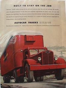 Autocar Trucks 3-24-1947 Ad