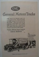 1920 GMC Truck W. M. Allison Wholesale Groc