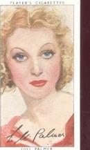 Lilli Palmer Film Star  Tinted Card 1938