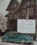 Mag Ad. Austin Automobile of England
