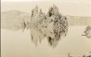 Phantom Ship Crater Lake Postcard