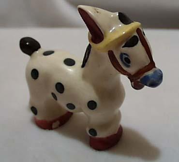 Laughing Circus Donkey  Shaker Japan