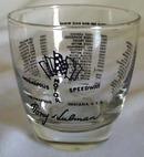 Indianapolis Motor Speedway Tony Hulman glass