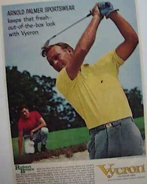 Mag.Ad. Arnold Palmer Sportswear