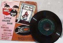 Little Red Riding Hood Read & Hear Book