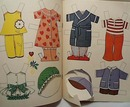 Buttons & Billy Paper Doll Clothing 1948