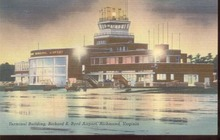 Richard Byrd Richmond Airport Terminal PC