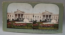 Stereo Card #237 The White House