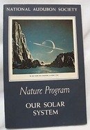 National Audubon 1955 Our Solar System Book