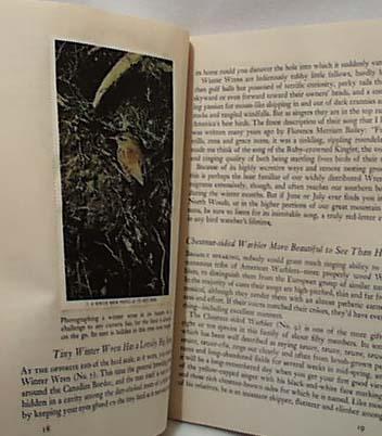 National Audubon 1954 Best Loved Song Birds