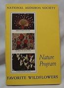National Audubon 1954 Favorite Wildflowers