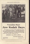 Eastman Kodak Ad around 1900