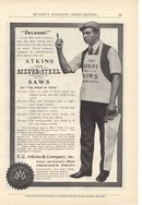 Atkins Silver Steel Saws