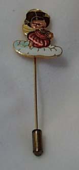 Centennial 1979 Oriental Angel Pin