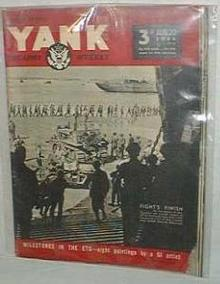 Yank the army weekly, British edition, Aug. 20, 1944, Vol. 3, No 10