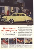 Studebaker's the 1949 Land Cruiser buy word