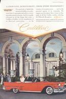 1959 Cadillac Eldorado Brougham in Red Ad