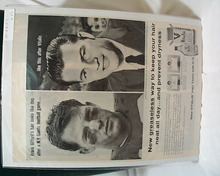 Frank Gifford ad for Vitalis