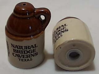 Jugs S&P Natural Bridge Caverns Tex