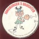 Baseball Burger Chef Card  Rodriquez