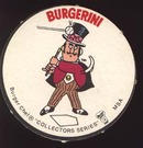 Burger Chef Baseball Card Campanaris