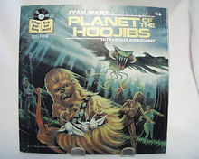 Star Wars Book and Record