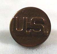U.S. Brass Button or Pin