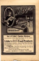 Libby' s Dried Beef Ad